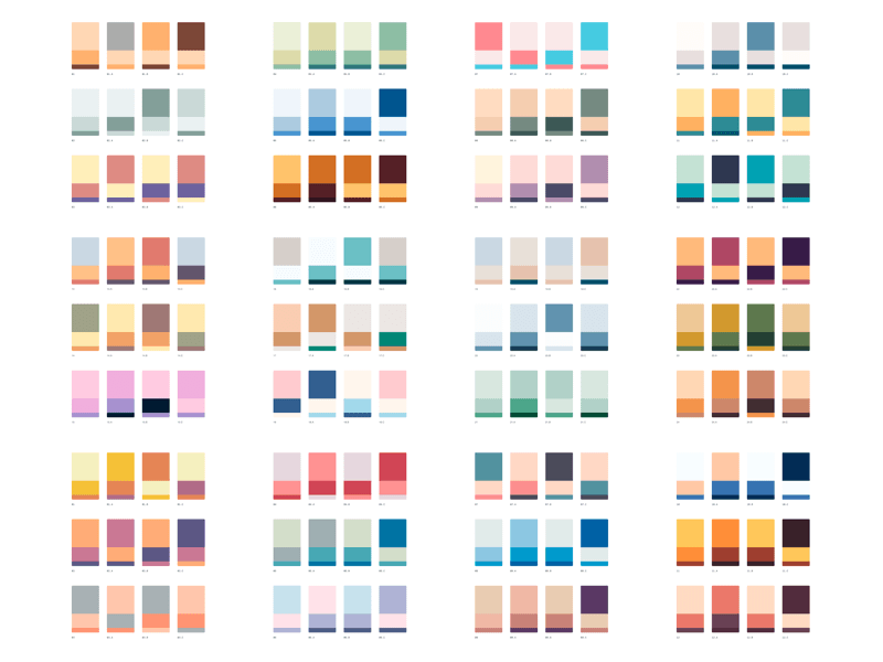 Color Explorations