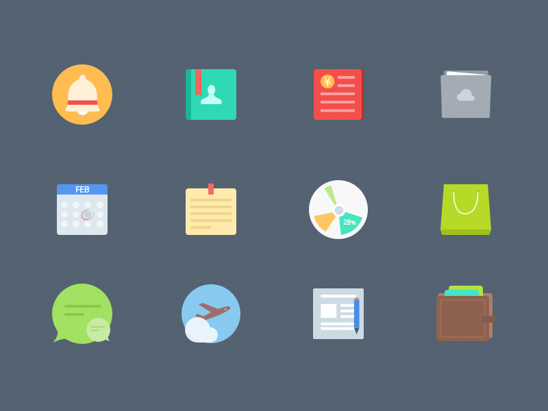 100 minimal rounded icons sketch freebie download free resource colorful flat icons ccuart Choice Image