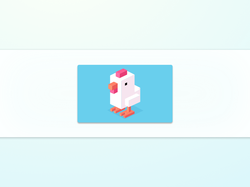 Crossy Road Game Apple TV Icon