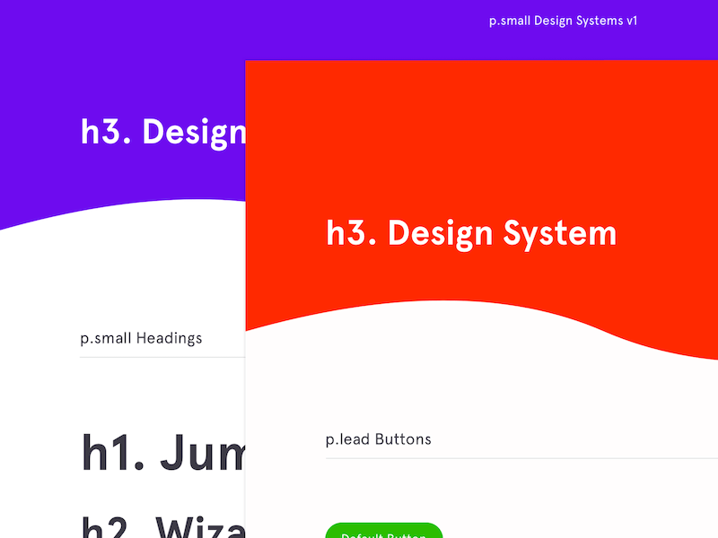 Design Systems Template