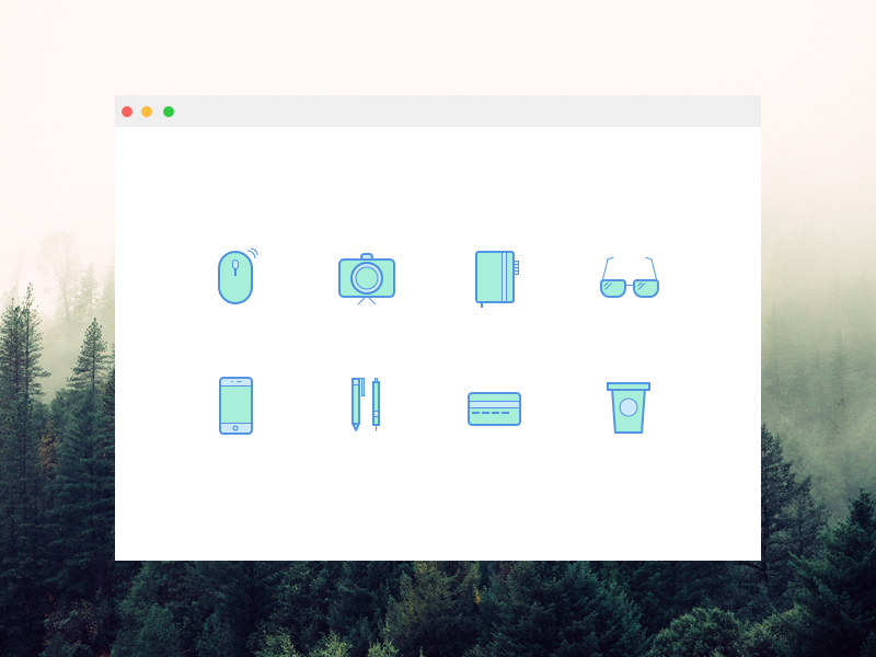 Designer's Essentials Icons