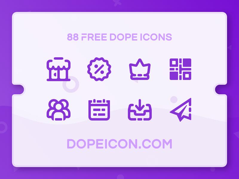 88 Dopeicons