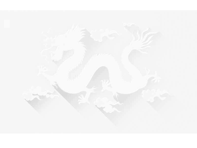 White Chinese Dragon Sketch freebie - Download free resource for ...