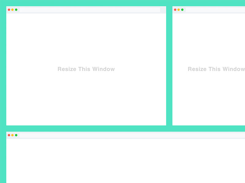 dynamic browser window sketch freebie download free resource for