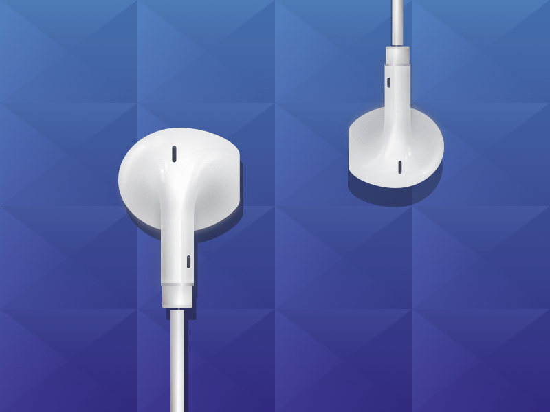 iPhone Earphone Headset