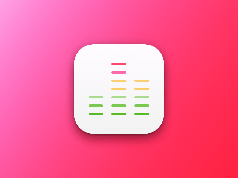 music app icon sketch freebie
