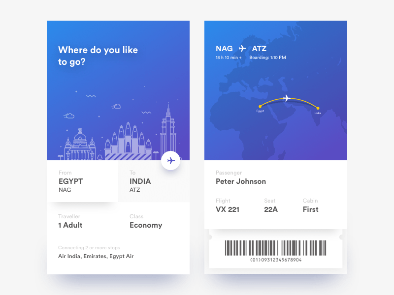 eticket concept sketch freebie download free resource for sketch