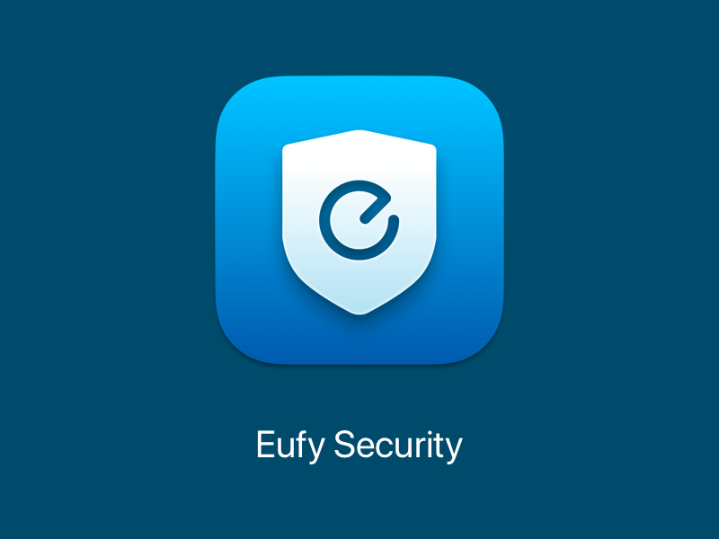 Eufy - Security App Icon Replacement