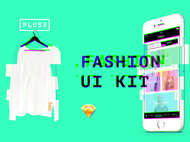 Fashion UI Kit