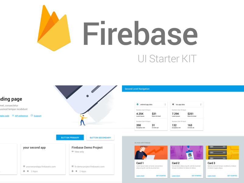 Bootstrap 4 UI Kit for Sketch Sketch freebie - Download free