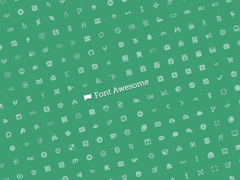 FontAwesome Library