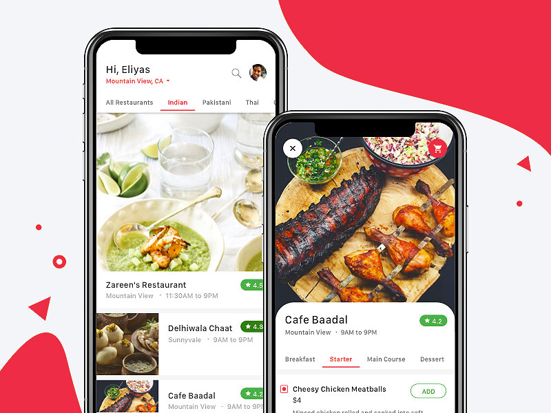 Iphone x food delivery app views sketch freebie download free iphone x food delivery app views forumfinder Images