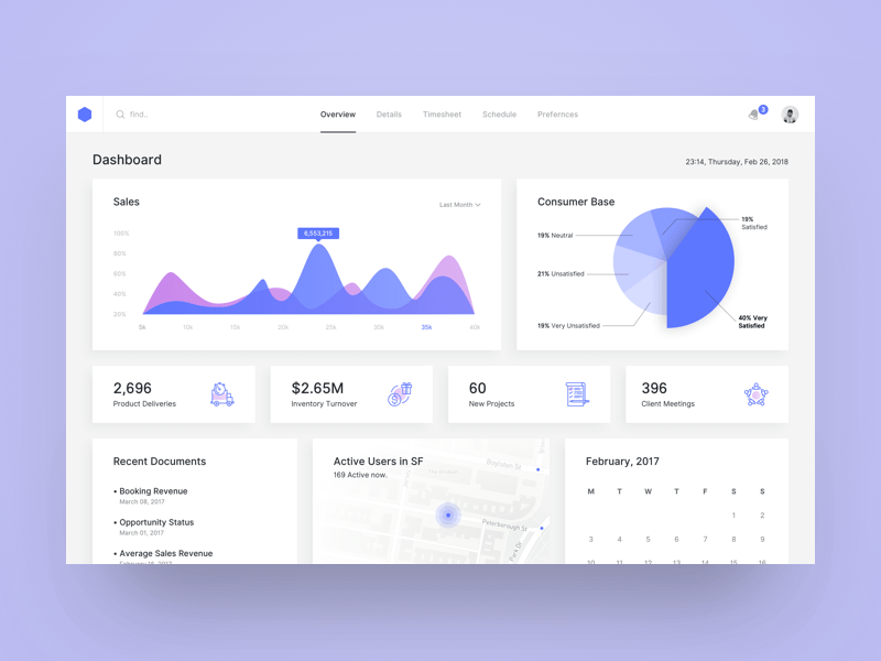 Gem Dashboard