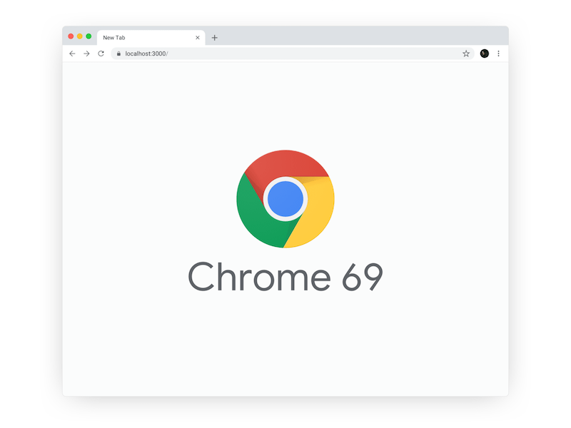 Google Chrome 69 Sketch Freebie Download Free Resource For