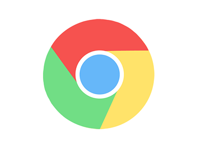 Vector Chrome Logo
