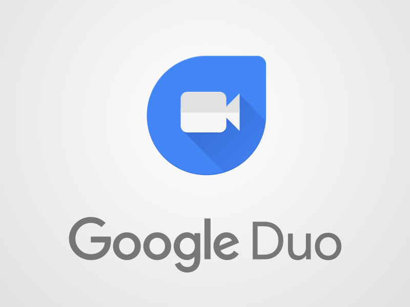 Google Duo Logo and Icon Sketch freebie - Download free resource ...