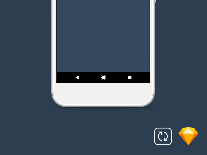 Navbar Design: Android Material Design App Templates Free Resources For