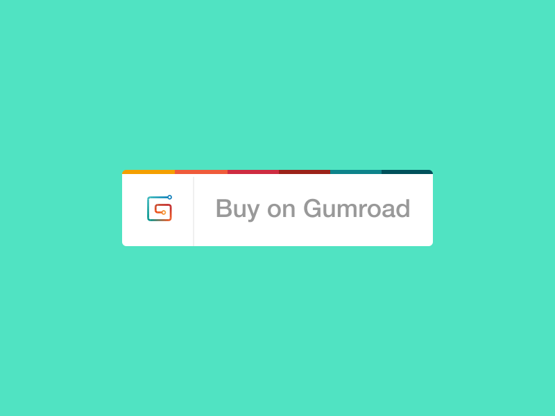 Gumroad Button