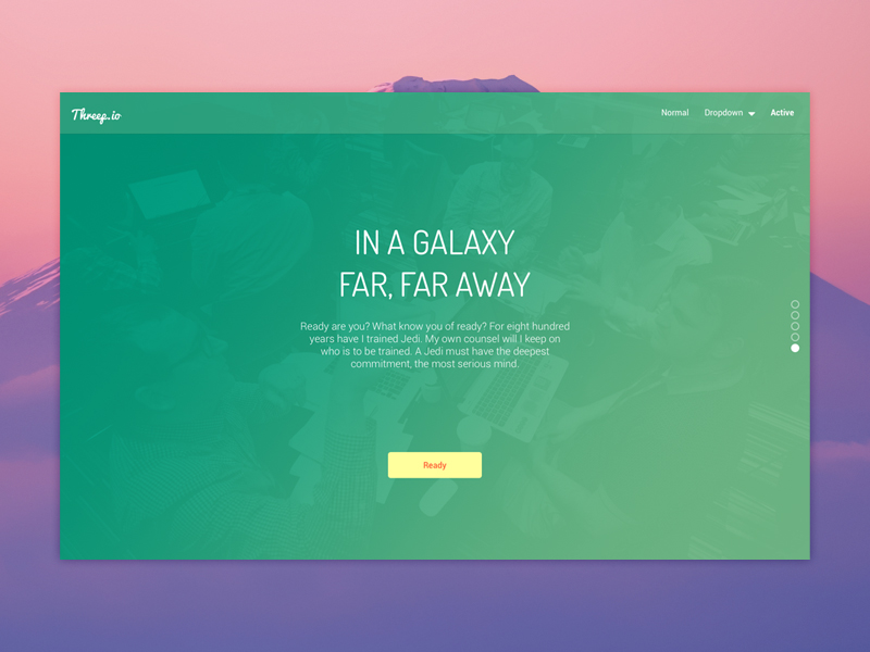 Sample Header for SitePoint Tutorial
