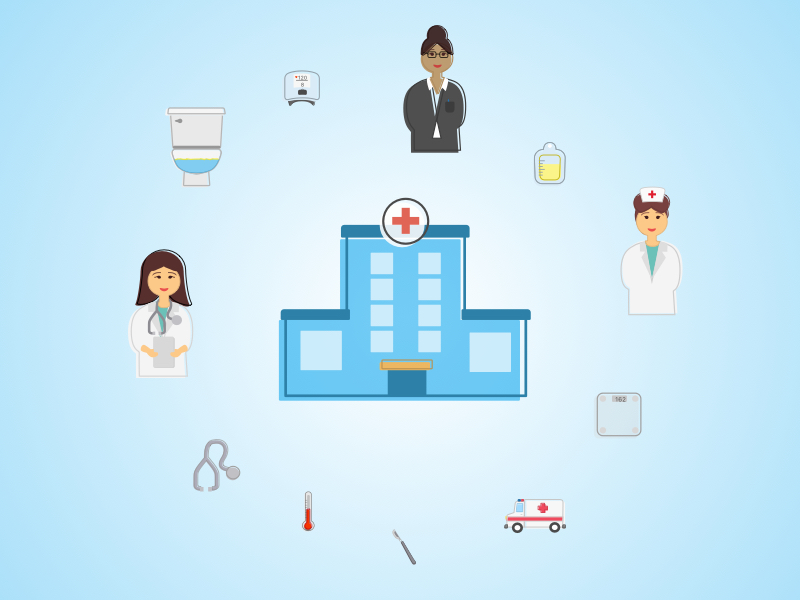 Healthcare Illustrations