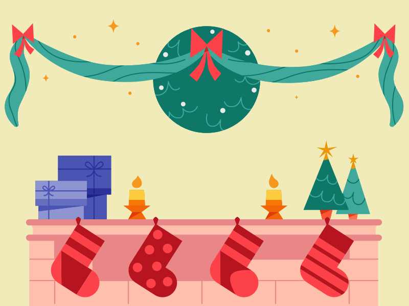 Holiday Illustration