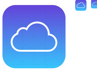 Android Folder Icon Png Apple iCloud icon Sket...