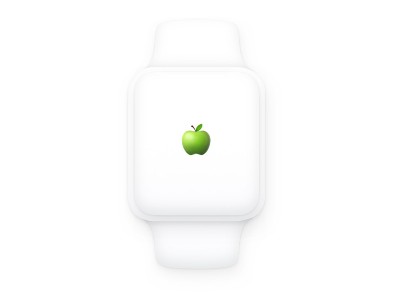 iClay Apple Watch