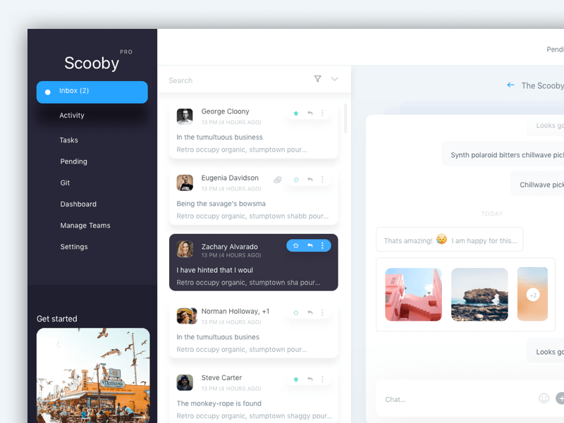 Twitch iOS App Redesign Sketch freebie - Download free resource for