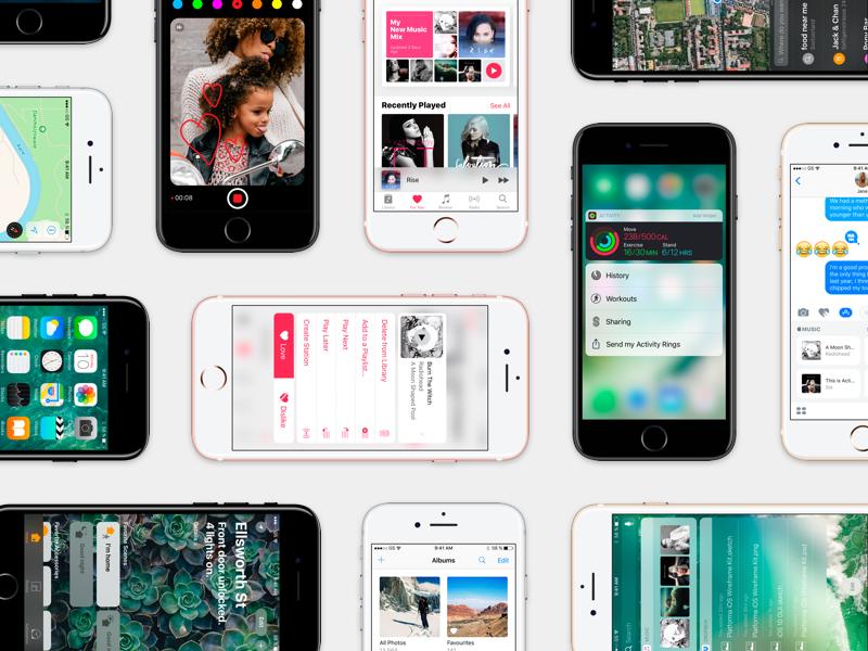 WhatsApp iOS 11 Sketch freebie - Download free resource for