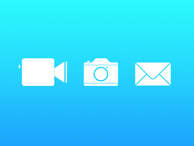iOS 7 Vector App Icons Vol 1