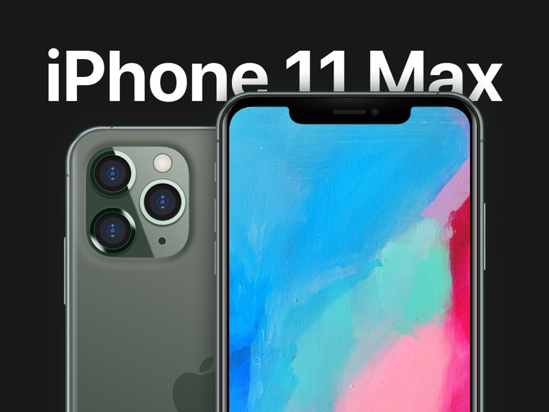 Complete iPhone 11 Mockup Set