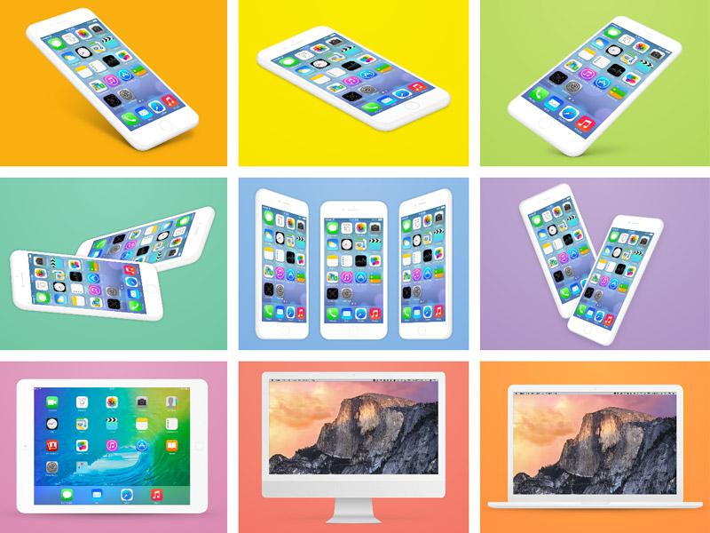 Phone Mockups Sketch freebie - Download free resource for Sketch