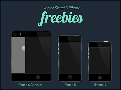 Apple iPhone Mockup Freebie