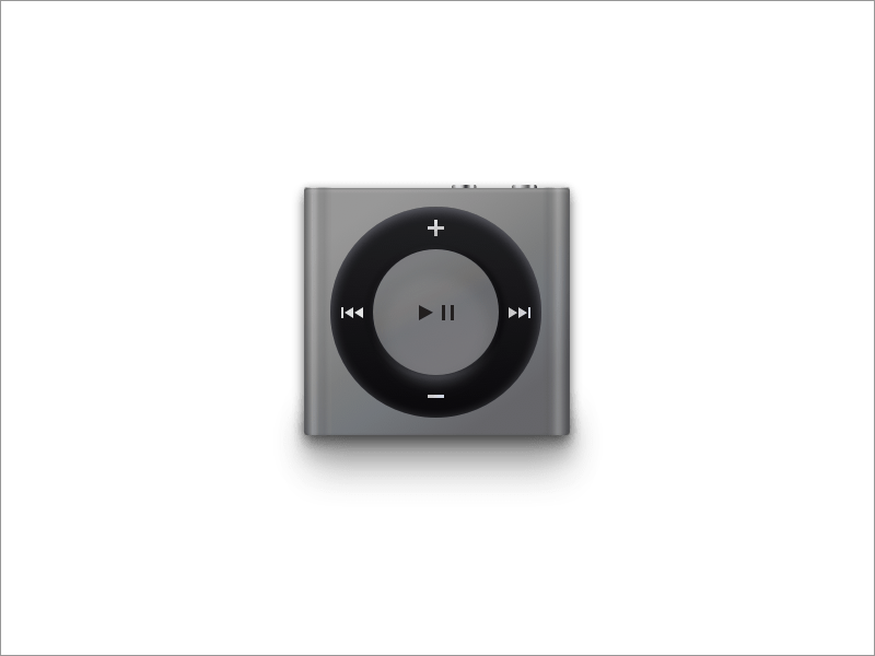Ipod Shuffle Sketch Freebie Download Free Resource For Sketch Sketch App Sources