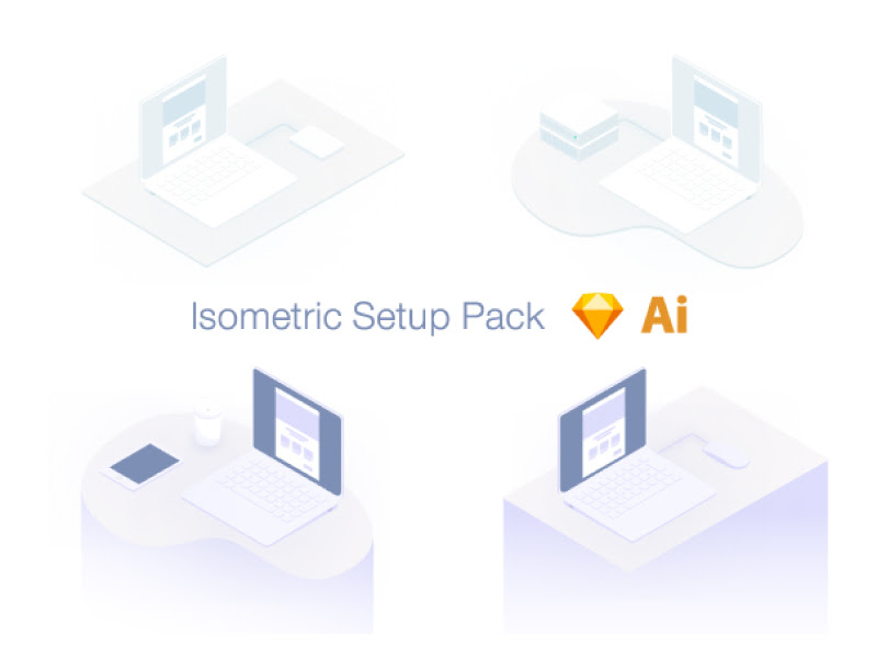 Isometric Setup Pack