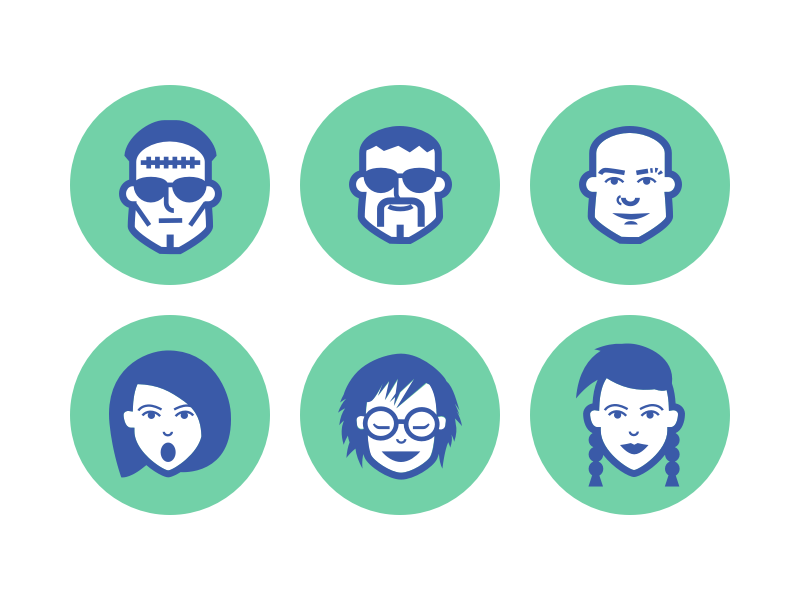 free jimi s avatar icons sketch freebie download free resource for