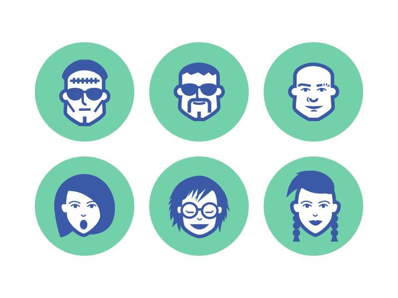free jimis avatar icons