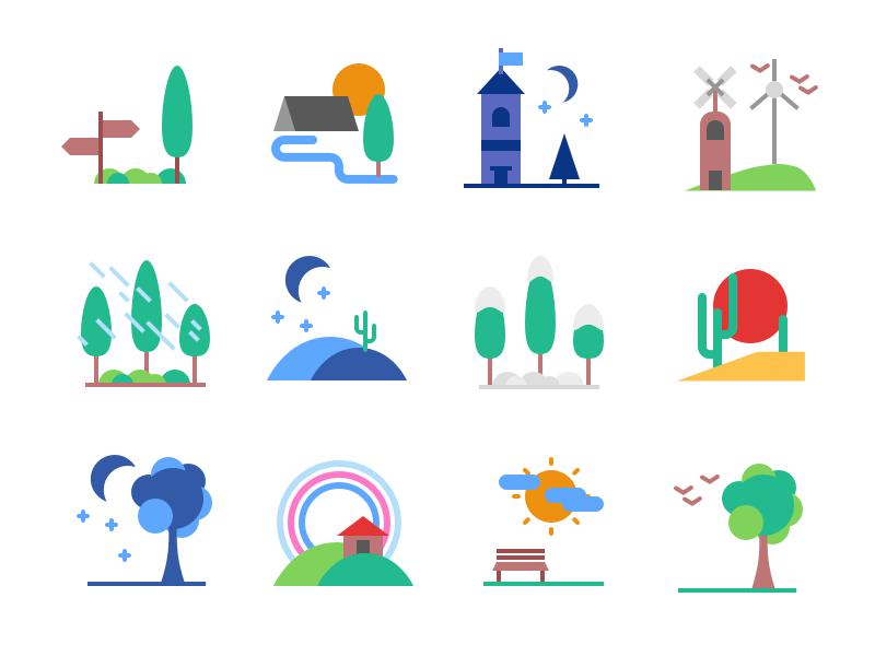 Design Thinking Icon Set Sketch freebie - Download free ...