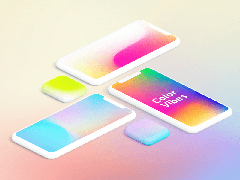 Gradients Pack