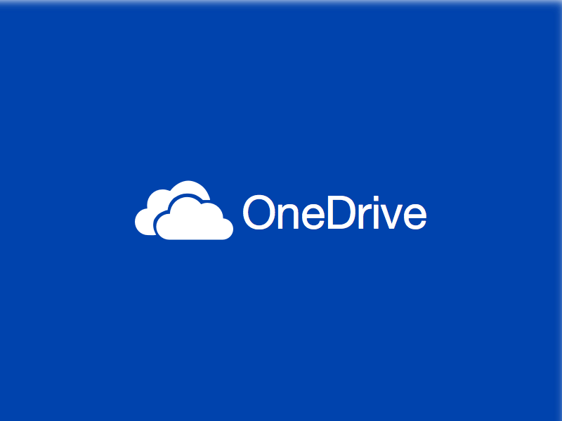 Microsoft OneDrive Logo Sketch freebie - Download free resource for ...