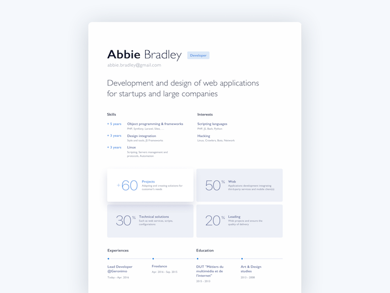 minimal resume template sketch freebie download free resource for