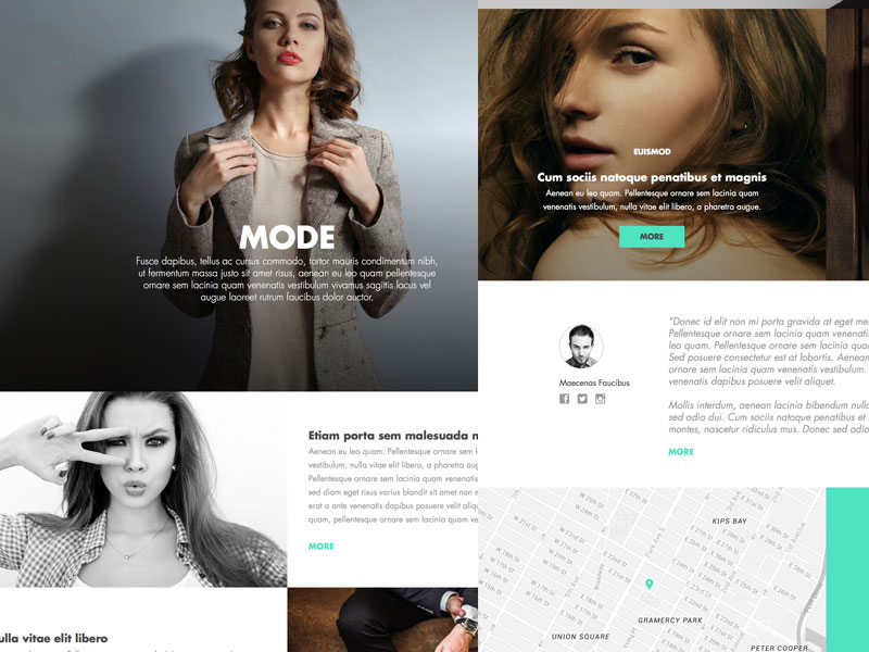 Mode UI Kit