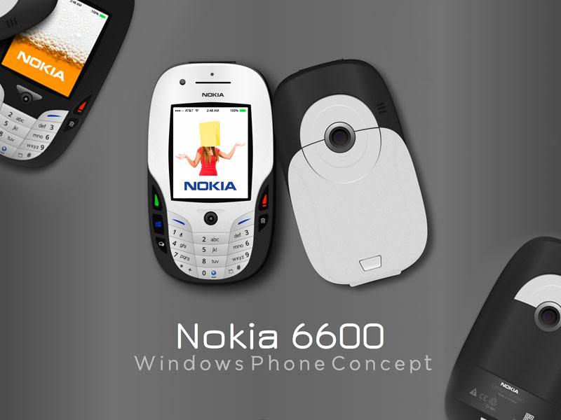 Nokia 6600 Sketch freebie - Download free resource for Sketch