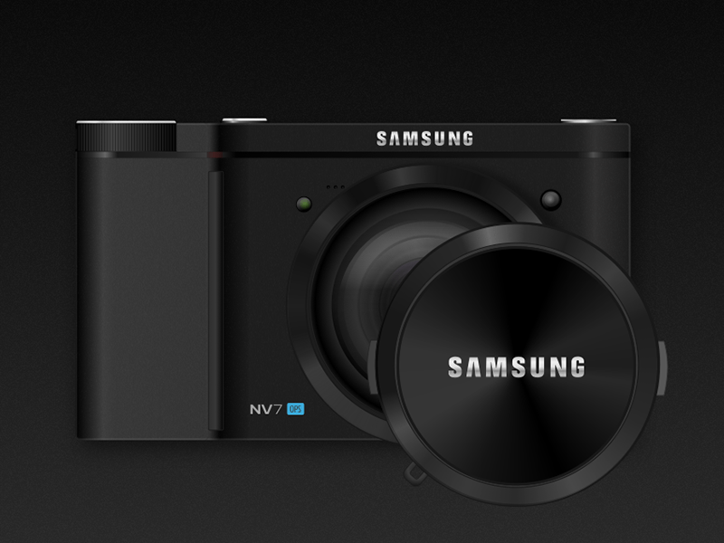Samsung nv7 Camera