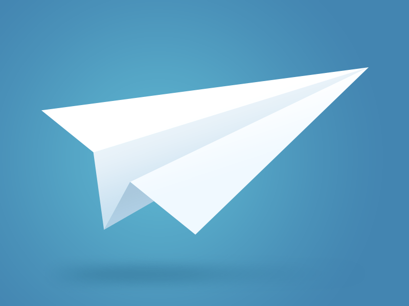 Paper Plane SVG SVG freebie - Download free SVG resource ...