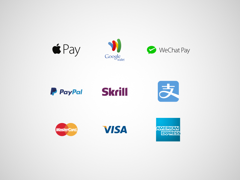 9 Payment Icons
