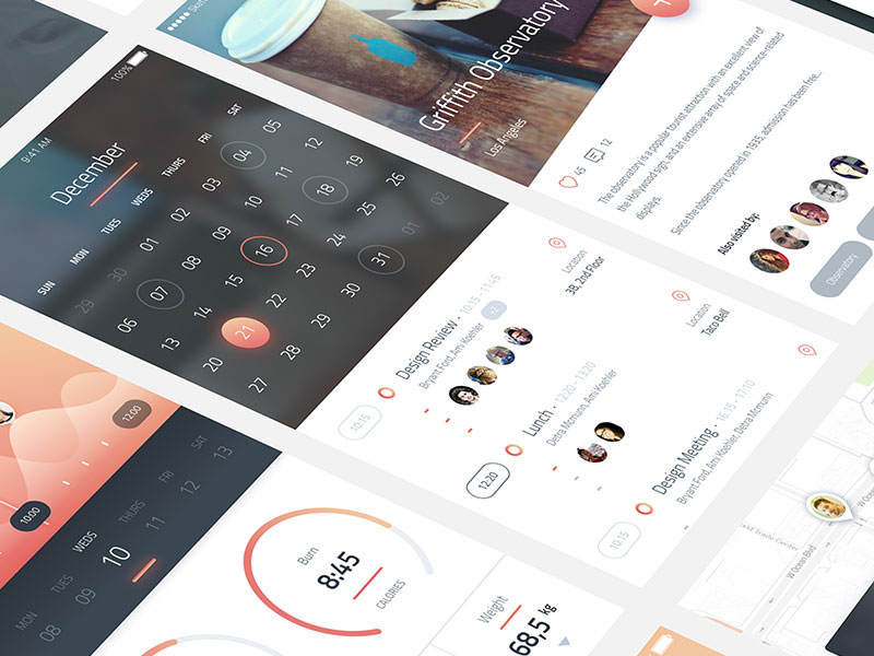 Phoenix iOS UI Kit