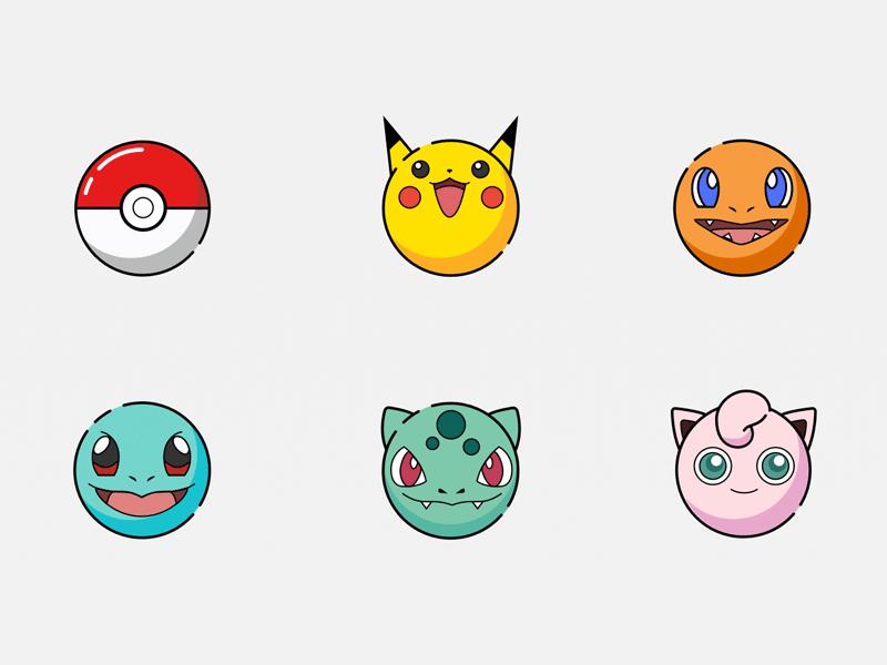 Pokemon Sketch freebie - Download free resource for Sketch