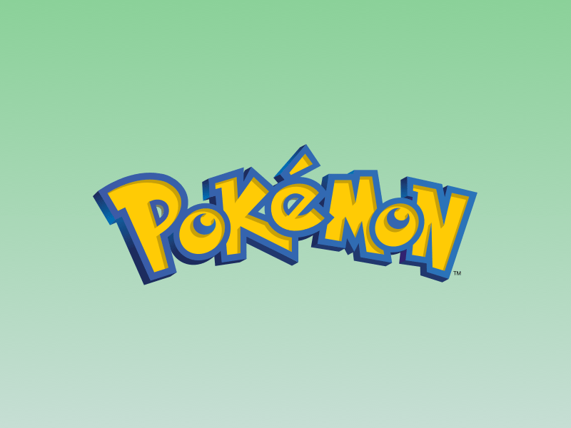 2108 Pokemon Vector Logo Sketch Freebie Resource
