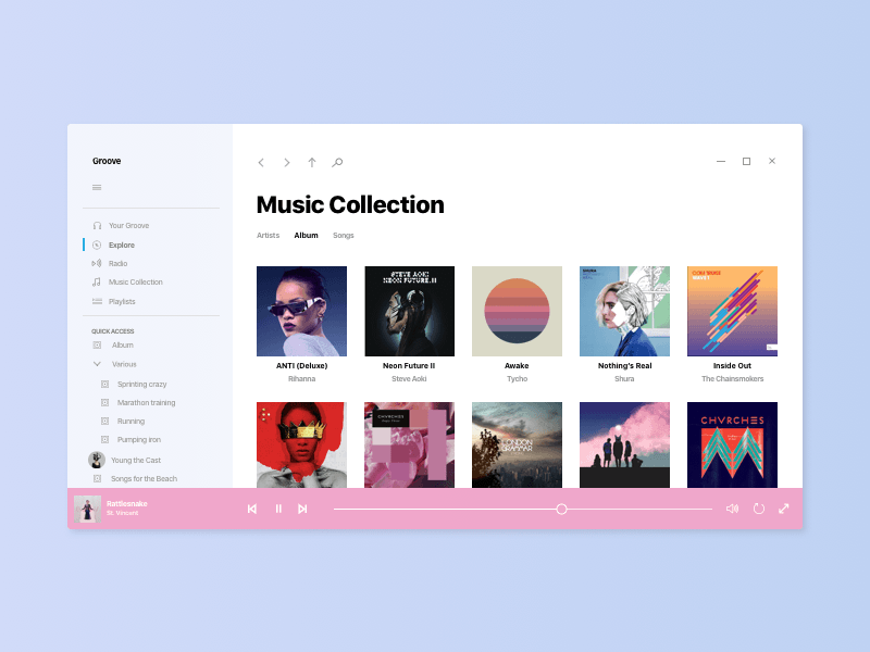 music app download for windows